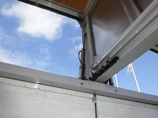 いすゞ H23 フォワード ワイド 増トン 7.2m アルミウィング  画像15