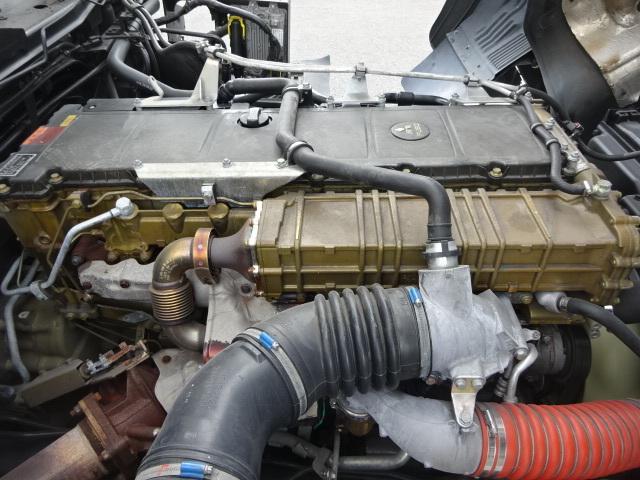 三菱 H28 スーパーグレート 中温冷凍ウィング 車検付 画像21