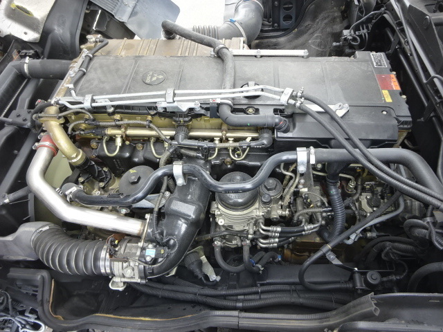 三菱 H28 スーパーグレート 中温冷凍ウィング 車検付 画像20