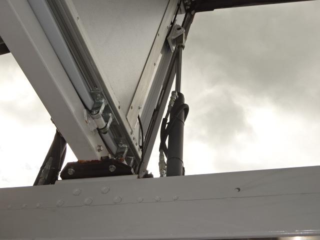 三菱 H28 スーパーグレート 中温冷凍ウィング 車検付 画像11