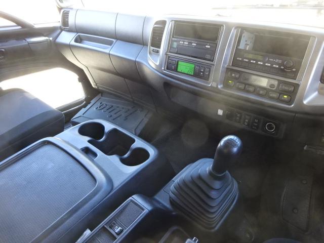日野 H26 レンジャー ワイド 低温冷凍ウィング 格納PG 車検付 画像30