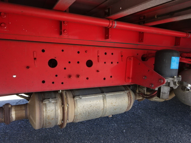 日野 H26 レンジャー ワイド 低温冷凍ウィング 格納PG 車検付 画像24
