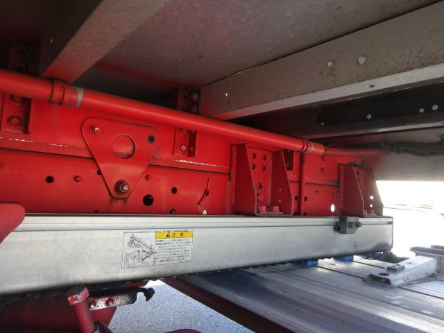 日野 H26 レンジャー ワイド 低温冷凍ウィング 格納PG 車検付 画像22