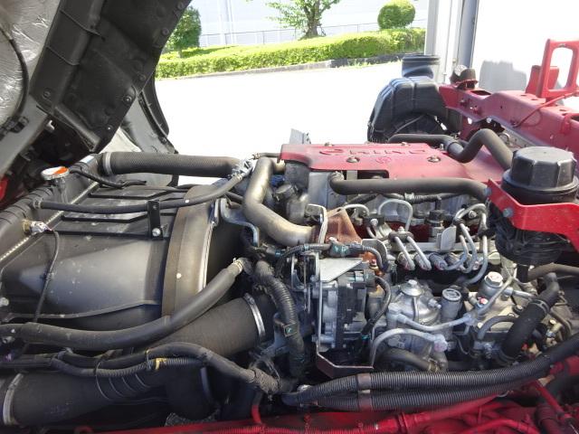 日野 H26 レンジャー ワイド 低温冷凍ウィング 格納PG 車検付 画像25