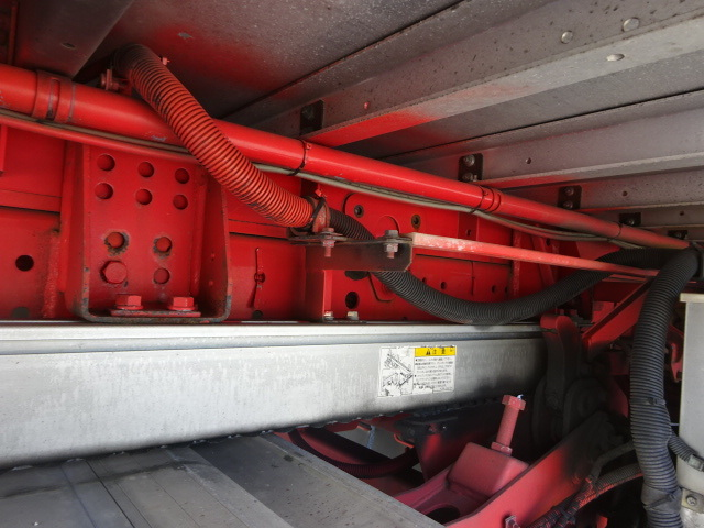 日野 H26 レンジャー ワイド 低温冷凍ウィング 格納PG 車検付 画像23