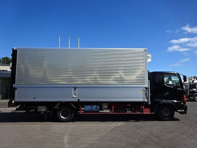 日野 H26 レンジャー ワイド 低温冷凍ウィング 格納PG 車検付 画像4