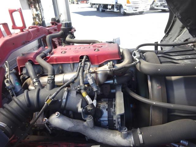 日野 H26 レンジャー ワイド 低温冷凍ウィング 格納PG 車検付 画像26