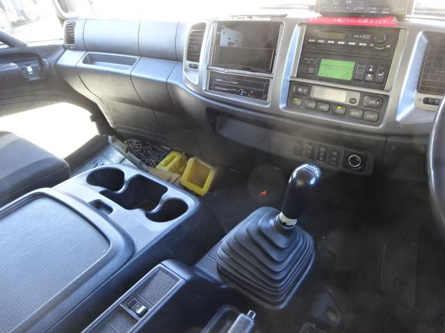 日野 H25 日野 レンジャー ワイド 低温冷凍車 格納PG 画像27