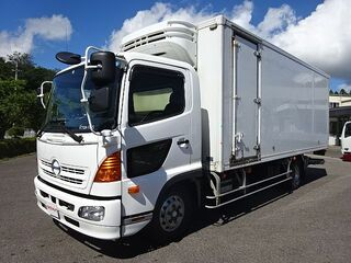 H25 日野 レンジャー ワイド 低温冷凍車 格納PG