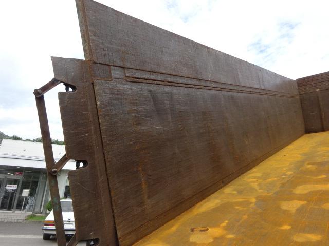 日野 H17 プロフィア ロングダンプ 深ダンプ 車検付 画像12