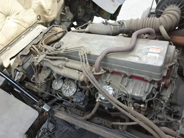 日野 H17 プロフィア ロングダンプ 深ダンプ 車検付 画像25