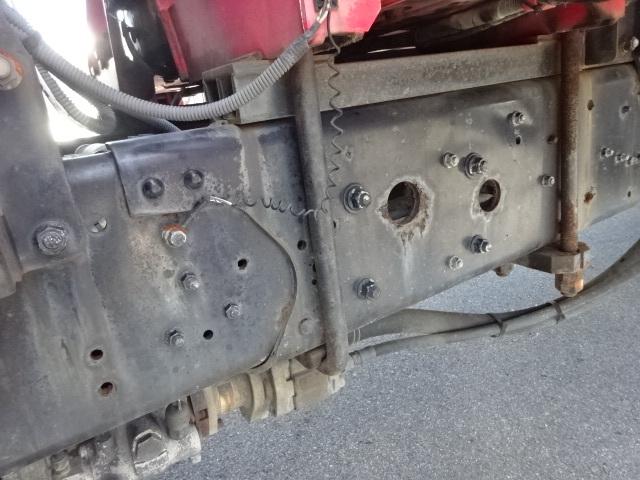 三菱 H18 ファイター 平 アルミブロック 4段クレーン 車検付 画像17