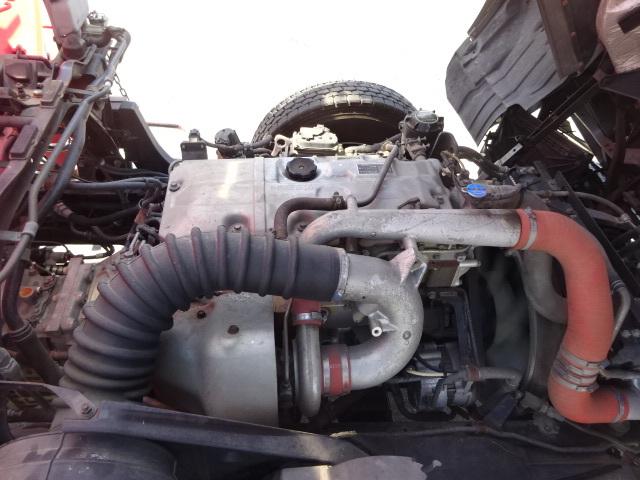 三菱 H18 ファイター 平 アルミブロック 4段クレーン 車検付 画像22