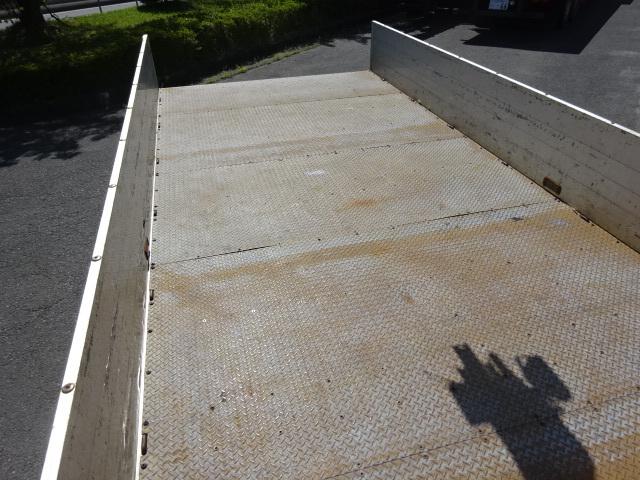 三菱 H18 ファイター 平 アルミブロック 4段クレーン 車検付 画像14