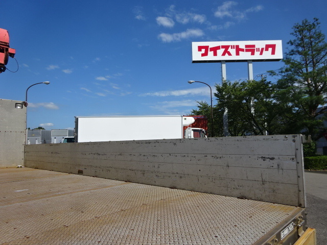 三菱 H18 ファイター 平 アルミブロック 4段クレーン 車検付 画像12