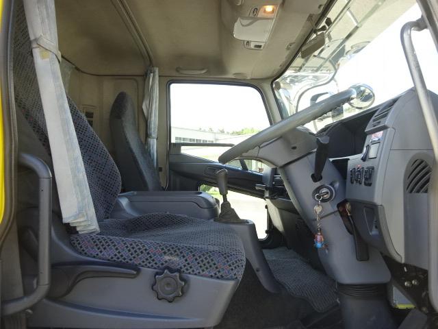 三菱 H18 ファイター 平 アルミブロック 4段クレーン 車検付 画像27