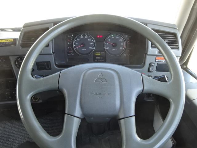 三菱 H18 ファイター 平 アルミブロック 4段クレーン 車検付 画像28
