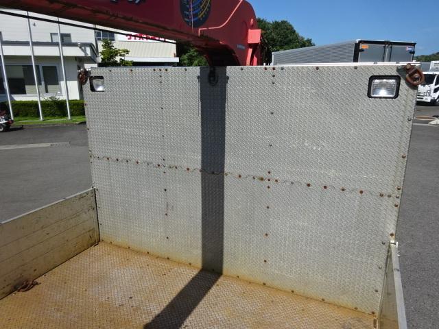 三菱 H18 ファイター 平 アルミブロック 4段クレーン 車検付 画像15
