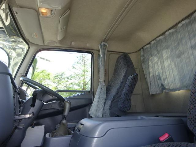 三菱 H18 ファイター 平 アルミブロック 4段クレーン 車検付 画像32