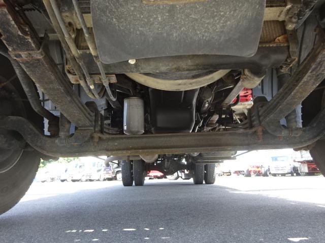 三菱 H18 ファイター 平 アルミブロック 4段クレーン 車検付 画像16