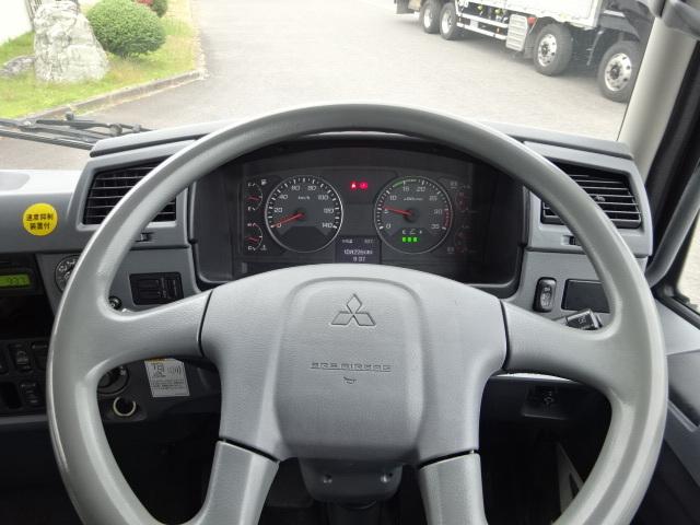 三菱 H22 ファイター 増トン 低温冷凍車 格納PG 車検付 画像24
