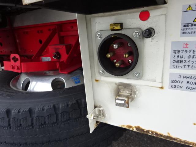 三菱 H22 ファイター 増トン 低温冷凍車 格納PG 車検付 画像20