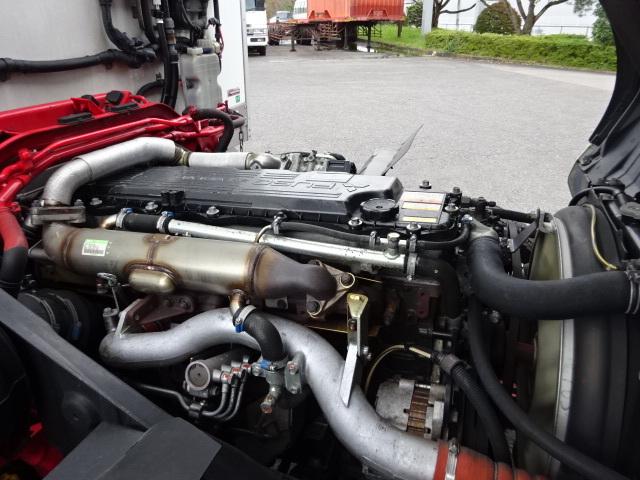 三菱 H22 ファイター 増トン 低温冷凍車 格納PG 車検付 画像22