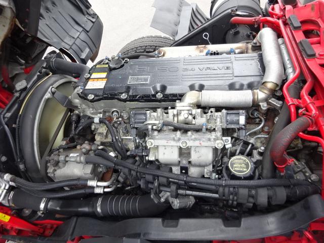 三菱 H22 ファイター 増トン 低温冷凍車 格納PG 車検付 画像21