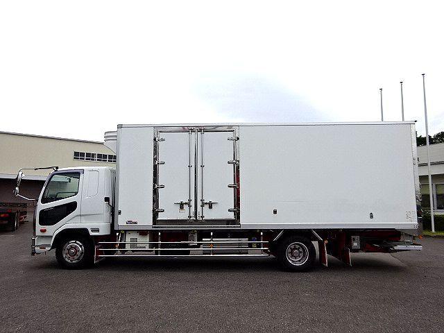 三菱 H22 ファイター 増トン 低温冷凍車 格納PG 車検付 画像5