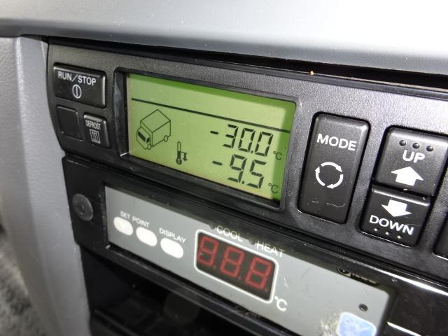三菱 H22 ファイター 増トン 低温冷凍車 格納PG 車検付 画像30