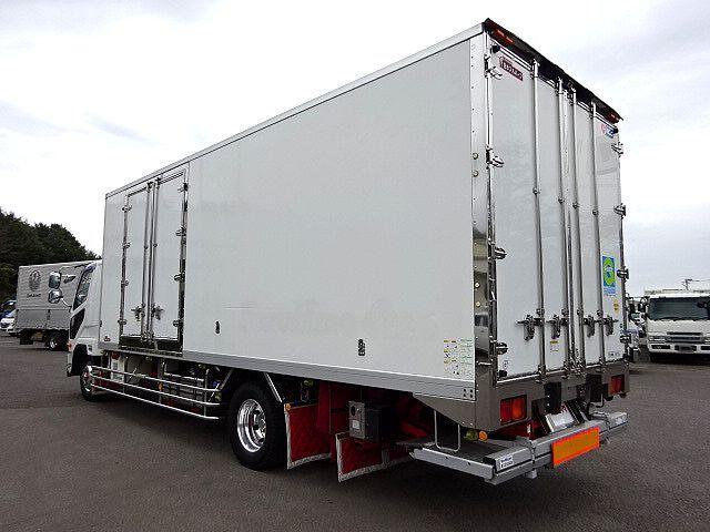 三菱 H22 ファイター 増トン 低温冷凍車 格納PG 車検付 画像8
