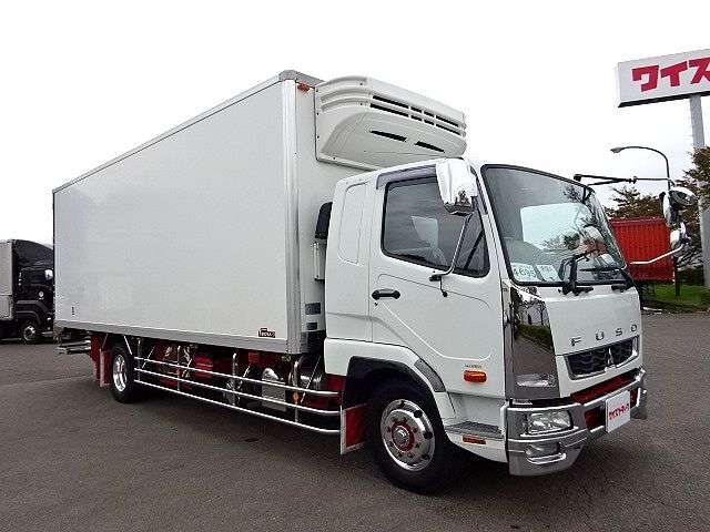 三菱 H22 ファイター 増トン 低温冷凍車 格納PG 車検付 画像3