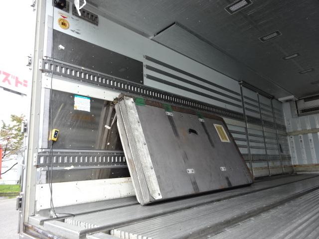 三菱 H22 ファイター 増トン 低温冷凍車 格納PG 車検付 画像11