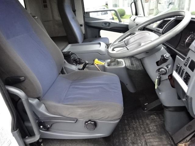 三菱 H22 ファイター 増トン 低温冷凍車 格納PG 車検付 画像23
