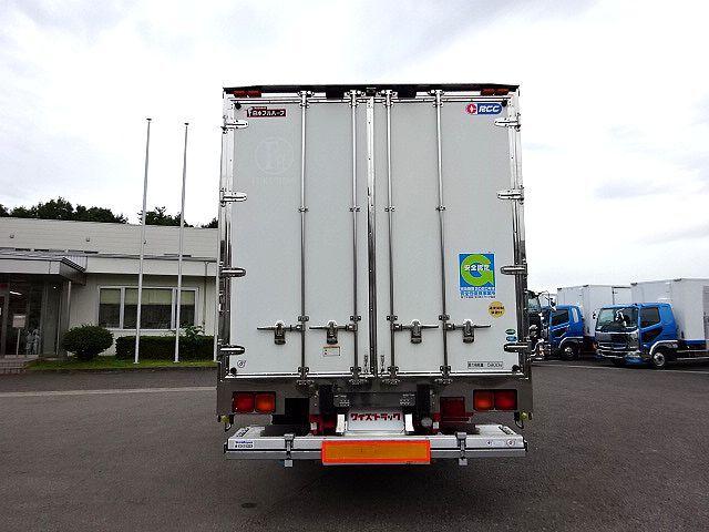 三菱 H22 ファイター 増トン 低温冷凍車 格納PG 車検付 画像7