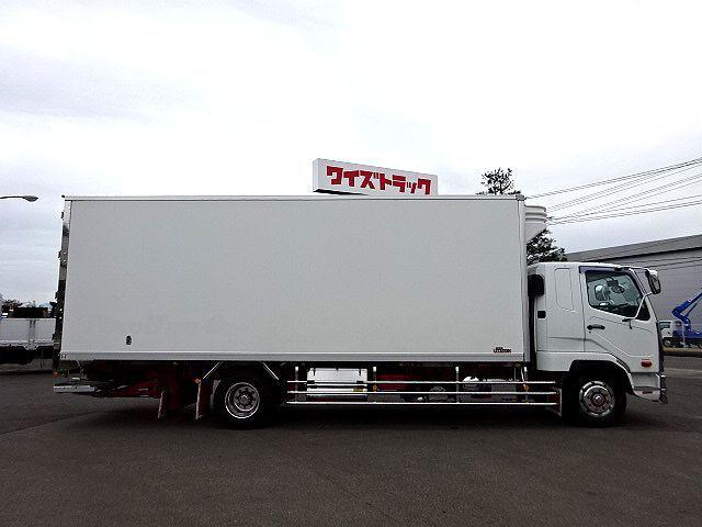 三菱 H22 ファイター 増トン 低温冷凍車 格納PG 車検付 画像4