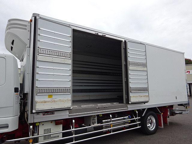 三菱 H22 ファイター 増トン 低温冷凍車 格納PG 車検付 画像9