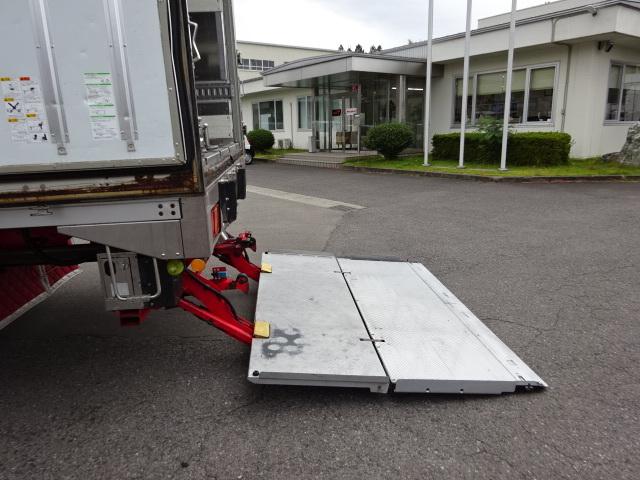 三菱 H22 ファイター 増トン 低温冷凍車 格納PG 車検付 画像16