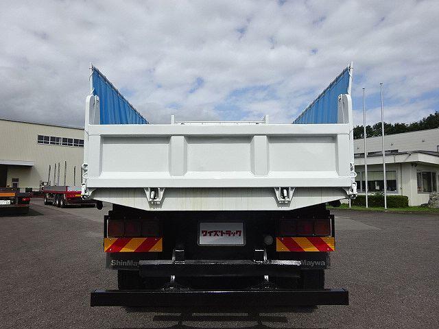 日野 H23 スーパーグレート ダンプ 510x220 車検付 画像7