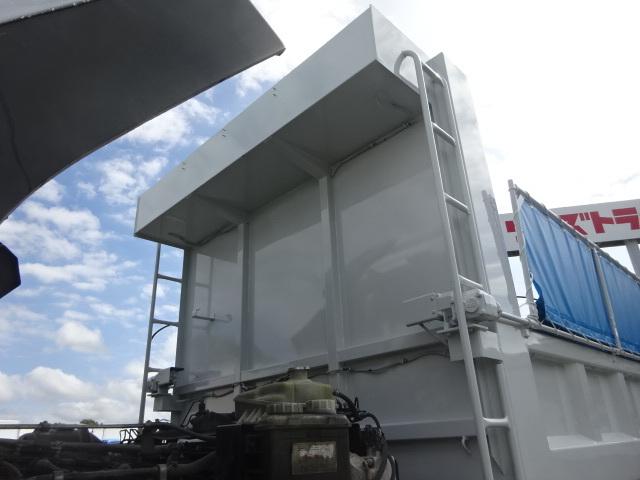 日野 H23 スーパーグレート ダンプ 510x220 車検付 画像20