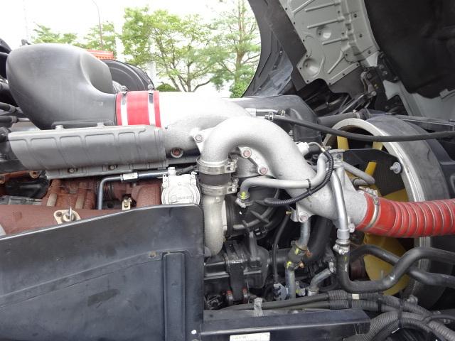 UD H29 クオン 3軸 低温冷凍車 キーストン ジョルダー 画像18