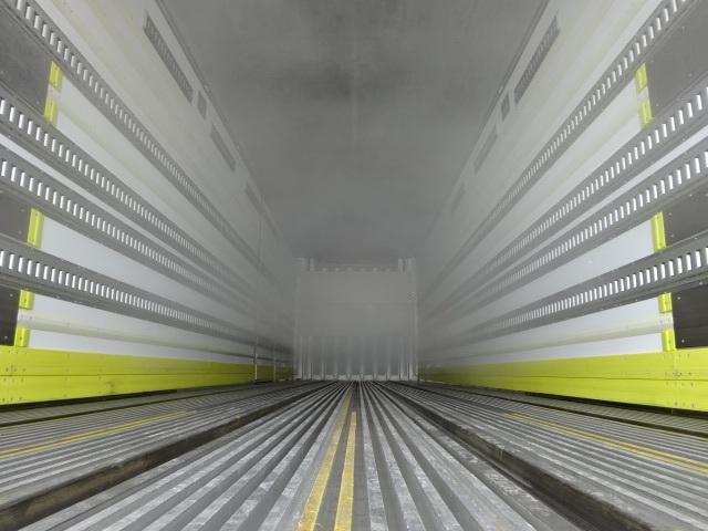 UD H29 クオン 3軸 低温冷凍車 キーストン ジョルダー 画像10