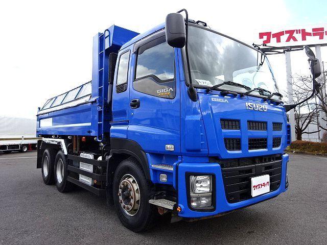 いすゞ H26 ギガ ダンプ 510x220 画像4