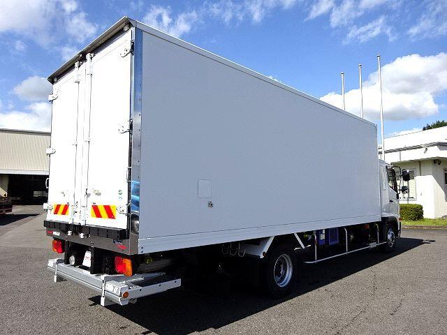 日野 H26 レンジャー 低温冷凍車 格納PG キーストン 画像6