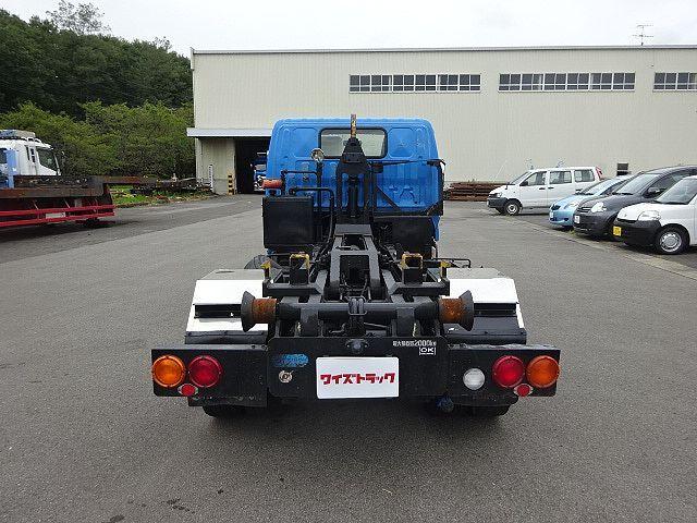 日野 H19 デュトロ アームロール 車検付 画像8