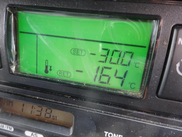 いすゞ H26 フォワード ワイド 低温冷凍車 キーストン ジョロダー 画像27