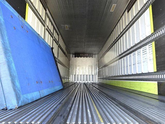 三菱 H22 スーパーグレート 3軸低温冷凍車 画像10