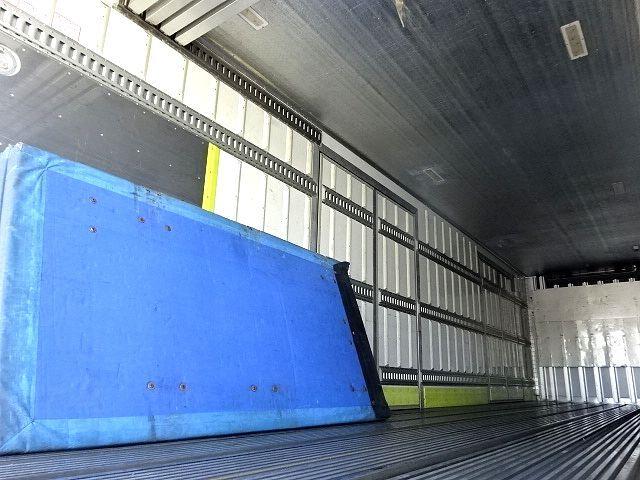 三菱 H22 スーパーグレート 3軸低温冷凍車 画像11