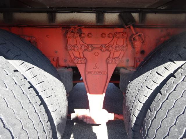 三菱 H22 スーパーグレート 3軸低温冷凍車 画像17