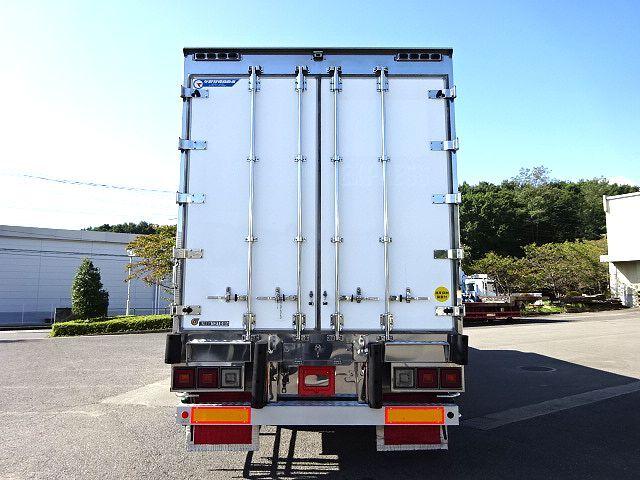 三菱 H22 スーパーグレート 3軸低温冷凍車 画像8